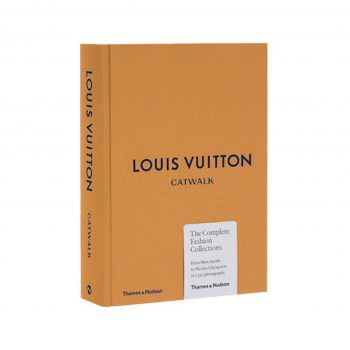 Louis Vuitton Coffee Table Book 'CATWALK'