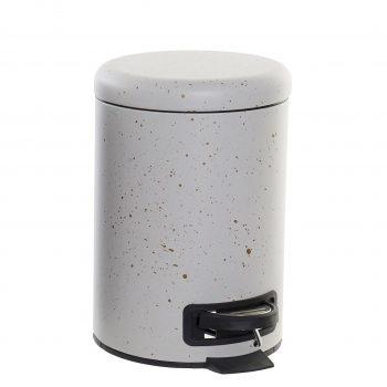 Pedaalemmer 3L White Spots - Wit/Goud