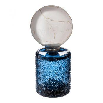 LED-lamp Blue Ocean - Blauw - Werkt op batterijen (incl. lamp)