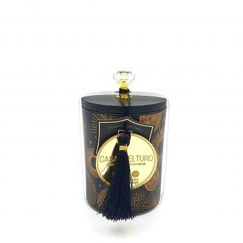 CASA DI ELTURO || Parfum Geurkaars || Rose Eternelle || 180g || 36 uur