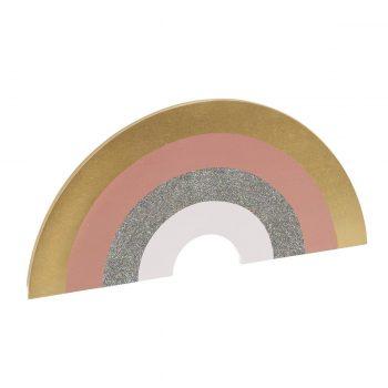 Wandlamp Rainbow met Timer (werkt op batterijen)
