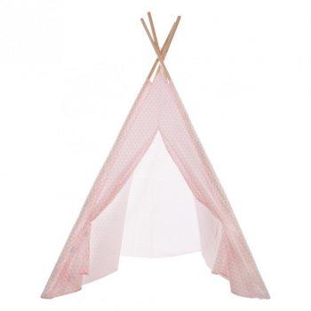 Speel Tent Tipi Roze