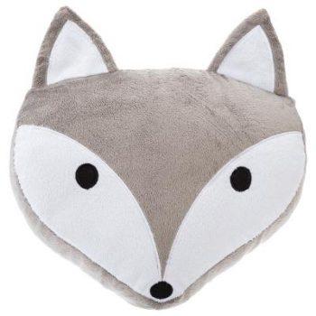 Hoofd Kussen Fox - 30 x 30 cm (incl. vulling)