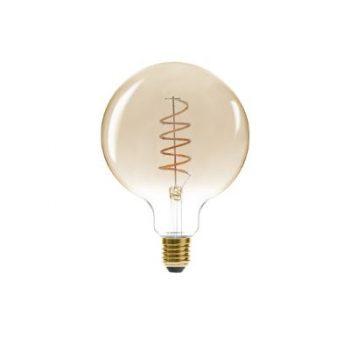 LED-lamp Twist G125 - E27 - 4W/25W