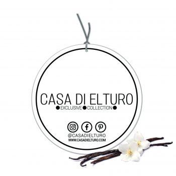 CASA DI ELTURO - Geurkaart Intense Vannilla