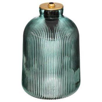 LED-lamp Bottle - Tijm Groen - Werkt op batterijen (incl. lamp) - H27