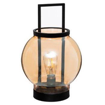 LED-lamp Candle Amber - Werkt op batterijen (incl. lamp)