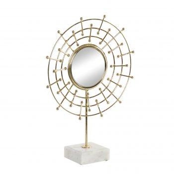 Decoratief Sunshine Marble - Goud - H44 CM