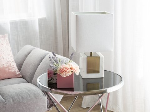 Design Tafellamp Marble Cubic
