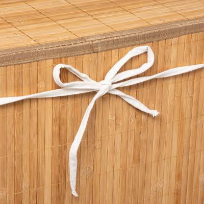Wasmand Bamboe Naturel - 60L